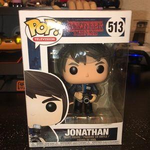 Stranger Things Jonathan POP